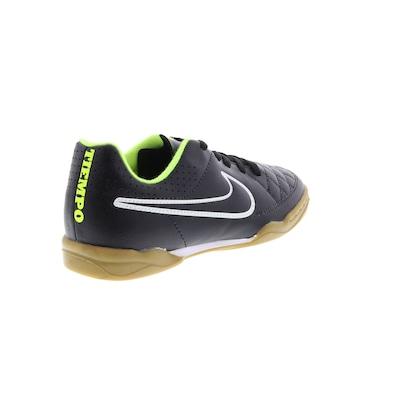 Chuteira de Futsal Nike Tiempo Rio II IC – Infantil