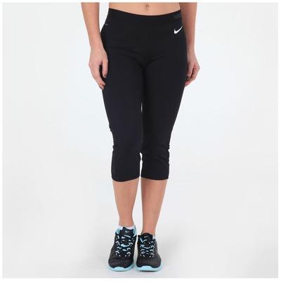 Calça Legging Capri Nike Pro Hipercool - Feminina