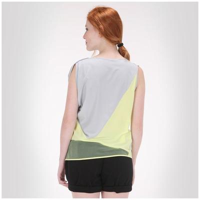 Camiseta Regata Puma Tent Colour Block - Feminina
