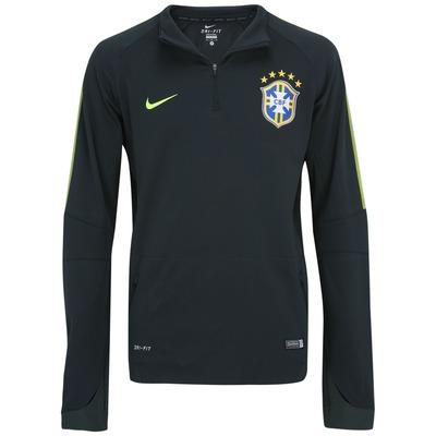 Blusão de Treino Nike Brasil CBF Midlayer