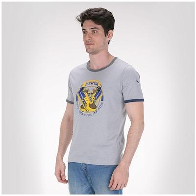 Camiseta Puma FAAS Graphic - Masculina