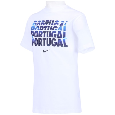Camiseta Nike Portugal Blockbuster - Infantil