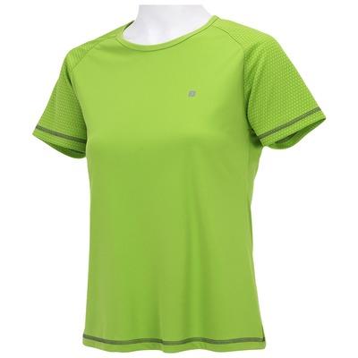 Camiseta Oxer Recorte Mesh - Feminina