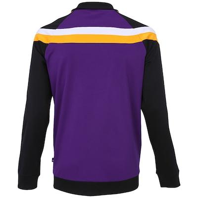 Jaqueta adidas Anthem Los Angeles Lakers