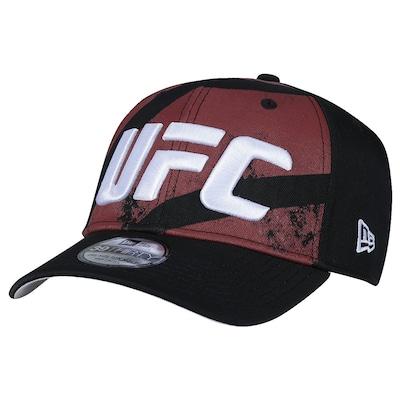 Boné UFC 3930 Smoke Octagon - Fechado - Adulto