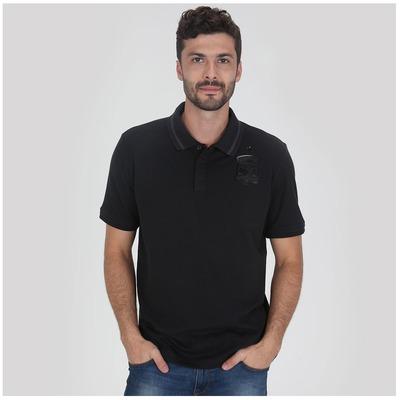 Polo adidas Espanha Black Ss14 – Masculina