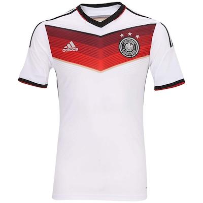 Camisa adidas Seleção Alemanha I s/n 2014 - Jogador