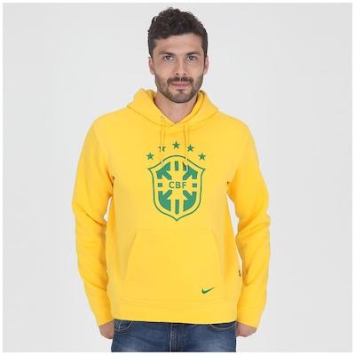 Blusão Nike CBF Core Com Capuz - Masculino
