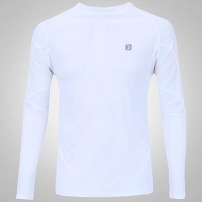 Camiseta Manga Longa Oxer Dunloy Rumaw1413 - Masculina
