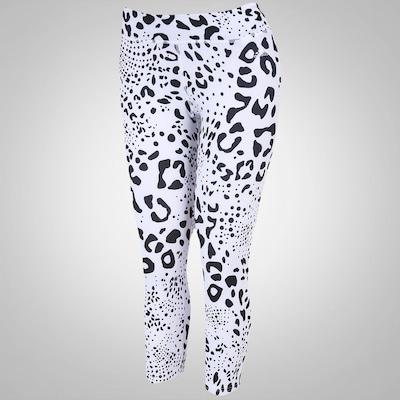 Calça Legging Corsário adidas CCT Gráfica - Feminina