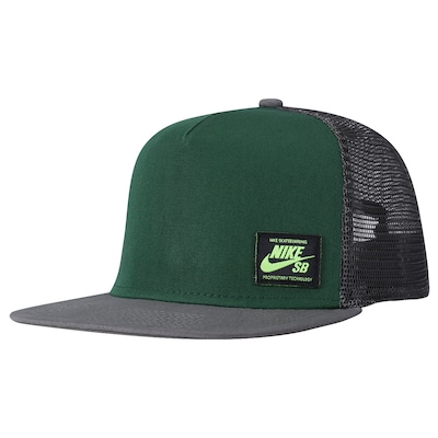 Boné Aba Reta Nike Sb Lockup - Snapback - Trucker - Adulto