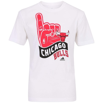 Camiseta adidas Torcida Chicago Bulls Ss14 – Masculina