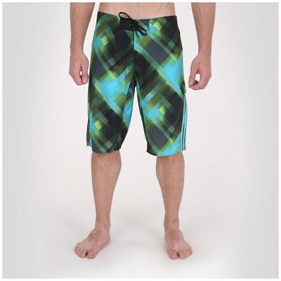 Bermuda adidas Plaid - Masculina