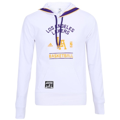 Blusão adidas Washed Lakers SS14 - Masculino