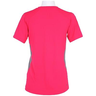 Camiseta adidas 3S Response - Feminina