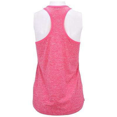 Camiseta Regata adidas Ess Fun Heather - Feminina