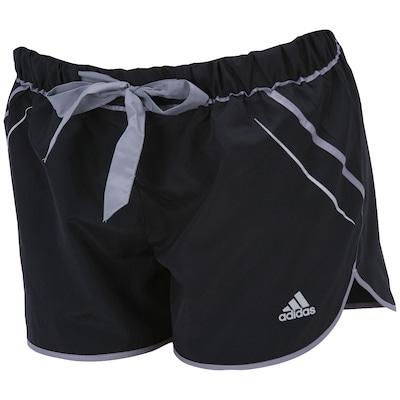 Short adidas Sequentials Bow - Feminino