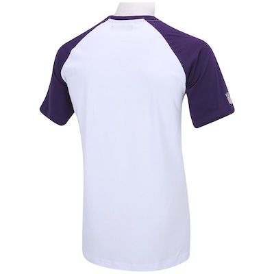 Camiseta New Era Split Baltimore Ravens