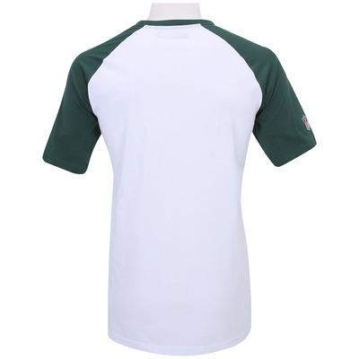 Camiseta New Era Split Green Bay Packers