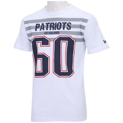 Camiseta New Era Number New Patriots