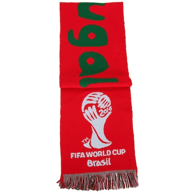 Cachecol Kalciomania Copa do Mundo Portugal – Unissex