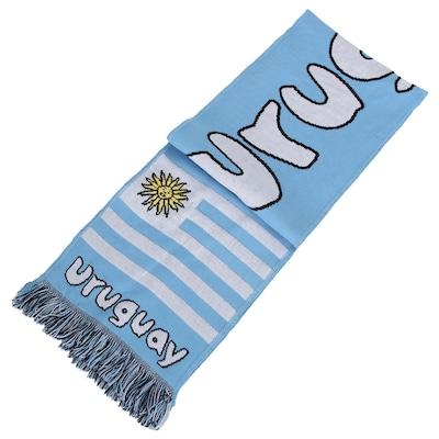 Cachecol Kalciomania Copa do Mundo 2014 Uruguay