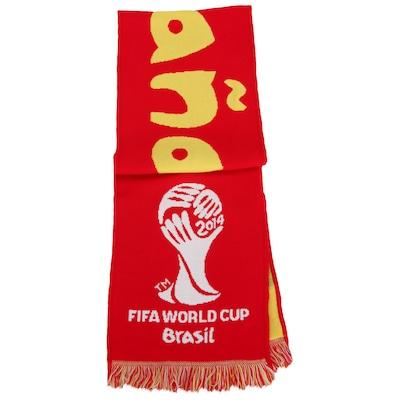 Cachecol Kalciomania Copa do Mundo Espanha – Unissex