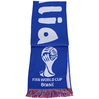 Cachecol Kalciomania Copa do Mundo Itália – Unissex
