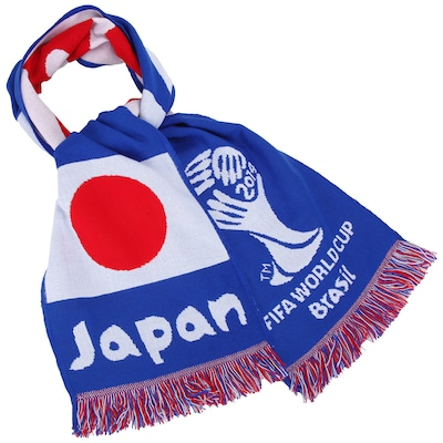 Cachecol Kalciomania Copa do Mundo Japão – Unissex