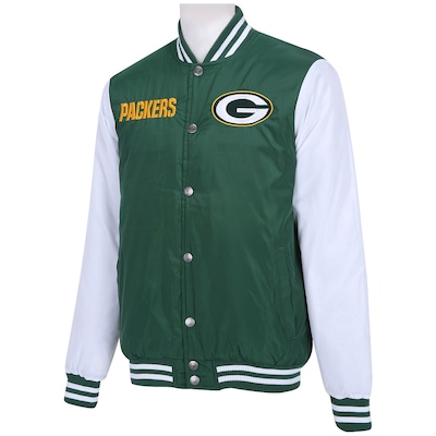 Jaqueta New Era Green Bay Packers