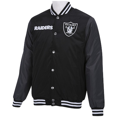Jaqueta New Era Oakland Raiders NFL