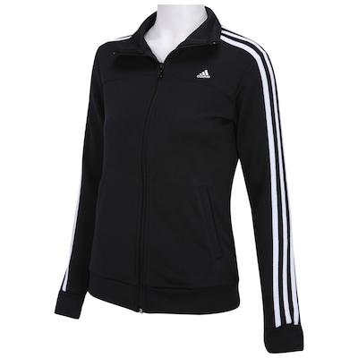 Agasalho adidas Essencial 3S Knit - Feminino