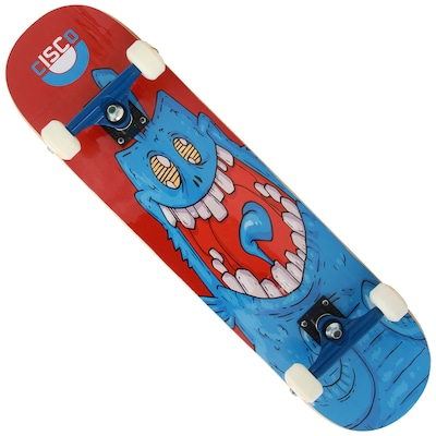 Skate Cisco Monster Blue 9005