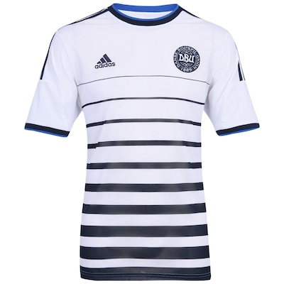 Camisa adidas Seleção Dinamarca II s/n 2014 – Torcedor