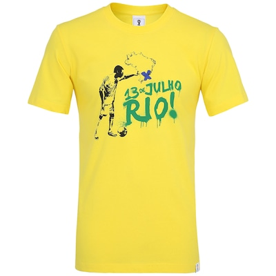 Camiseta adidas Brasil 13 de Julho