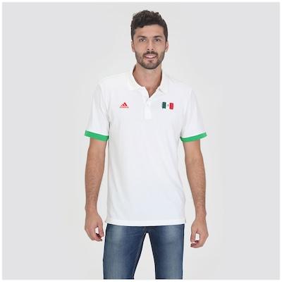 Camisa Polo adidas México 14
