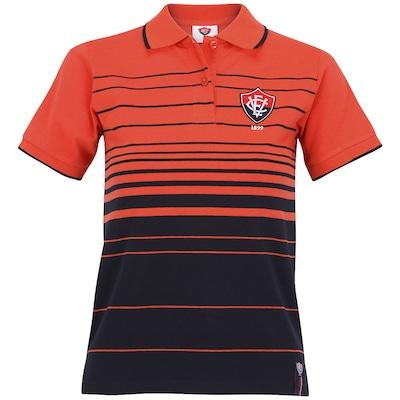 Camisa Polo Vitória - Feminina