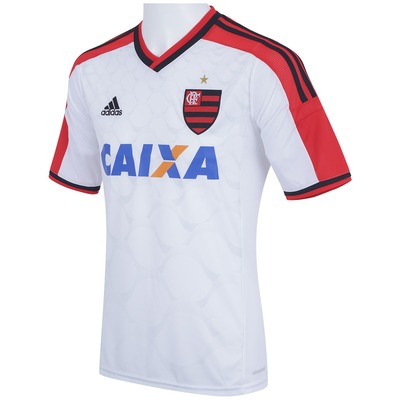 Camisa do Flamengo II 2014 s/nº adidas