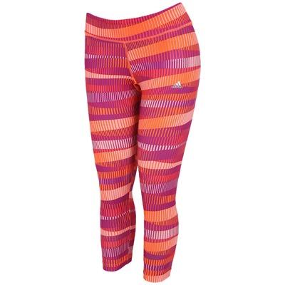 Calça Legging Corsário adidas Gráfica II - Feminina