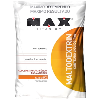 Energ Max Titanium Malto Dextrin 1K Tan