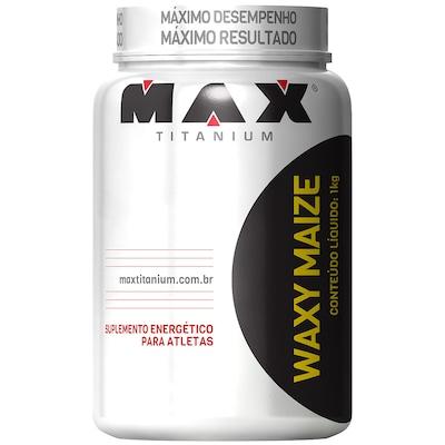 Waxy Maize Max Titanium - Natural - 1Kg