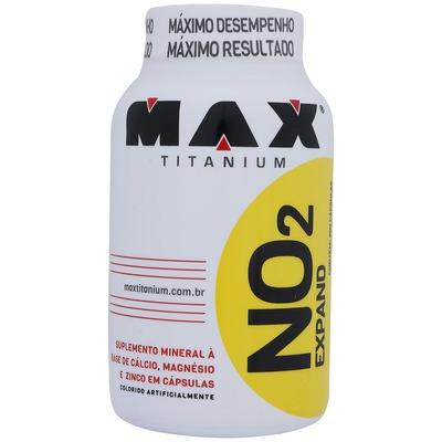 NO2 Max Titanium NO2 Expand - 200 Cápsulas
