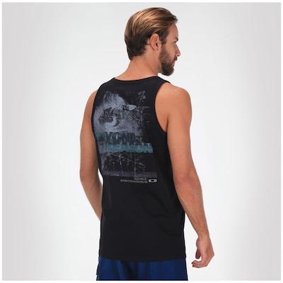 Camiseta Regata Oakley Massive Beat - Masculina