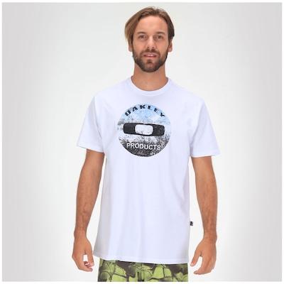 Camiseta Oakley Distress Sing – Masculina
