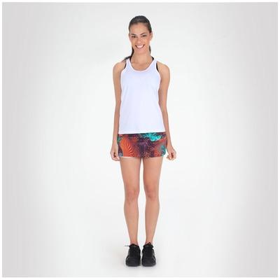 Short Saia Oxer Jogging African - Feminino