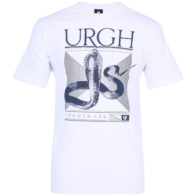 Camiseta Skate Urgh Snake - Masculina