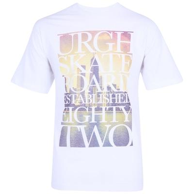 Camiseta Urgh Skateboard City - Masculina