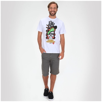 Camiseta Skate Urgh Street Terrorist II