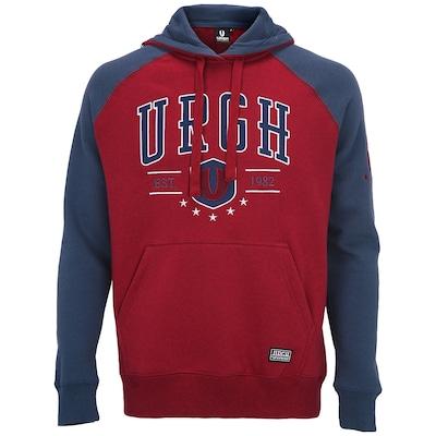 Blusão Urgh Since 1982 Com Capuz