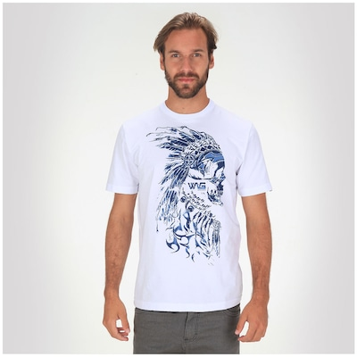 Camiseta WG Indian